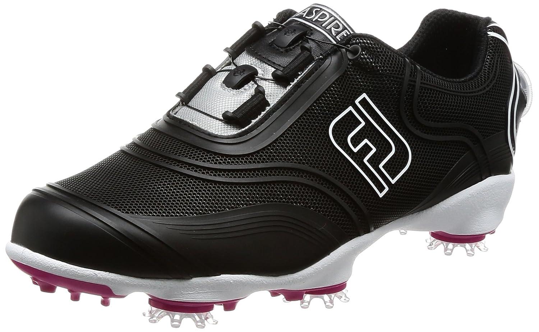 [フットジョイ] ゴルフシューズ 98904J B0764FDNT9 25.0 cm|ブラック ブラック 25.0 cm