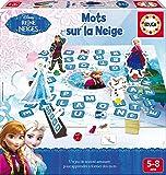 Educa - 16458 - Mots sur la Neige Reine des Neiges