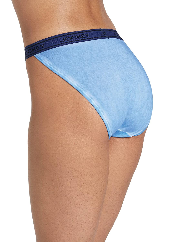72cbcfcb769e Jockey Women's Underwear SignatureTM Modern Mix Hi-Cut at Amazon Women's  Clothing store: