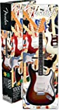 Fender Stratocaster 1000 Piece Jigsaw Puzzle