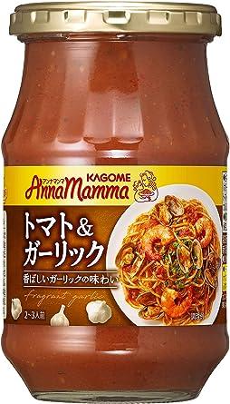 Kagome Anna Mamma pasta sauce tomato & garlic 330g