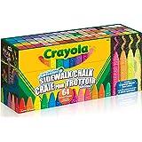 Crayola Sidewalk Chalk, 64 Count