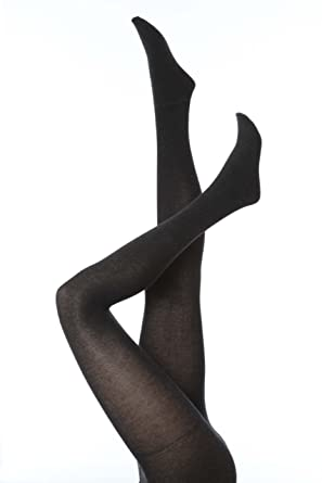 c233e2e41ad Ladies 1 Pair Oroblu Bonnie Opaque Tights In 5 Colours - Extra Large - Black