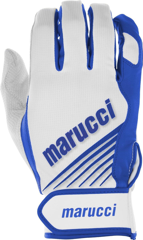 Marucci大人用Pro Liteバッティング手袋ペア B0146ENDDQ Medium|ロイヤルブルー ロイヤルブルー Medium