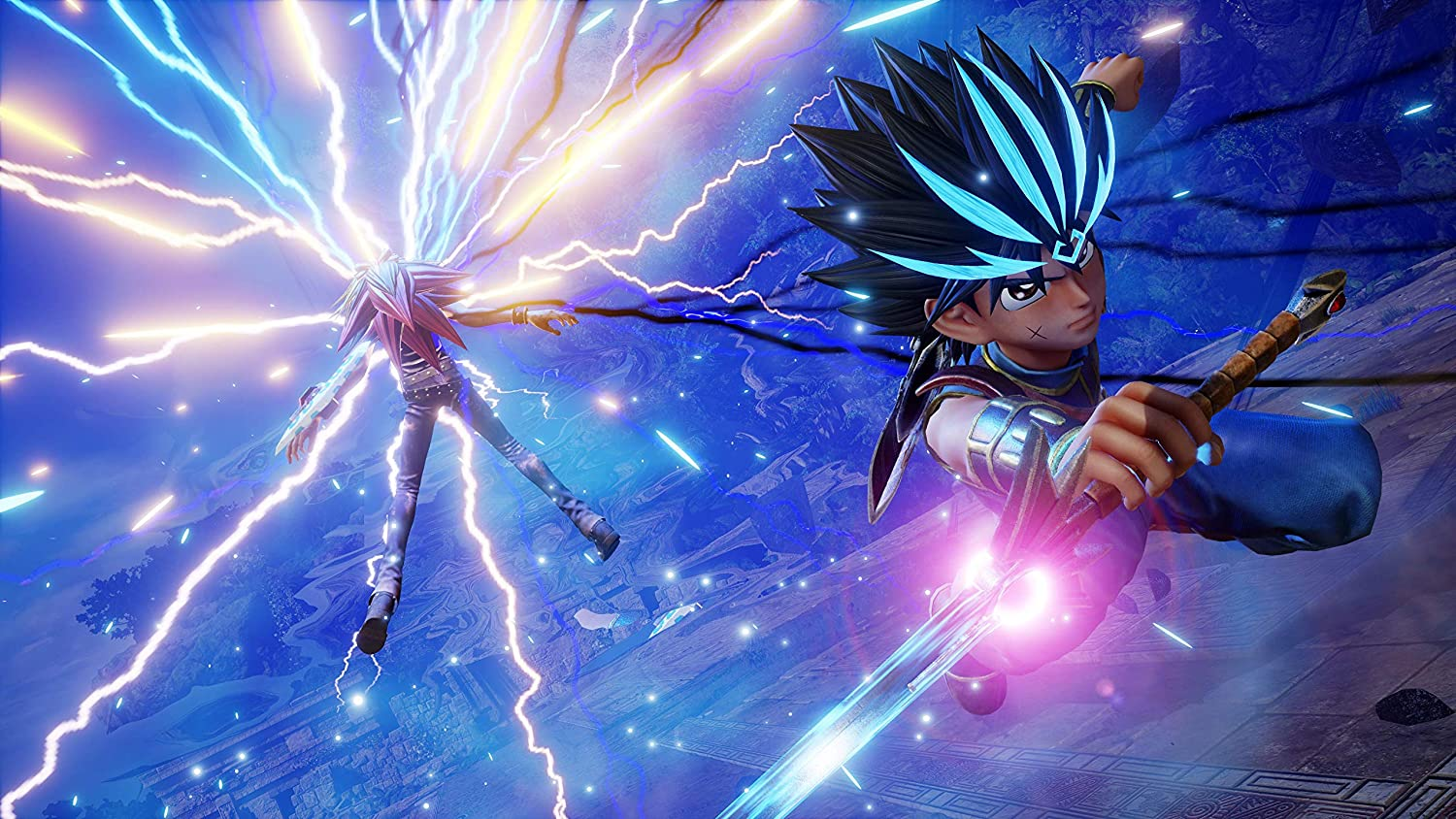 Amazon.com: Jump Force: Ultimate Edition - Xbox One: Bandai Namco Games Amer: Video Games