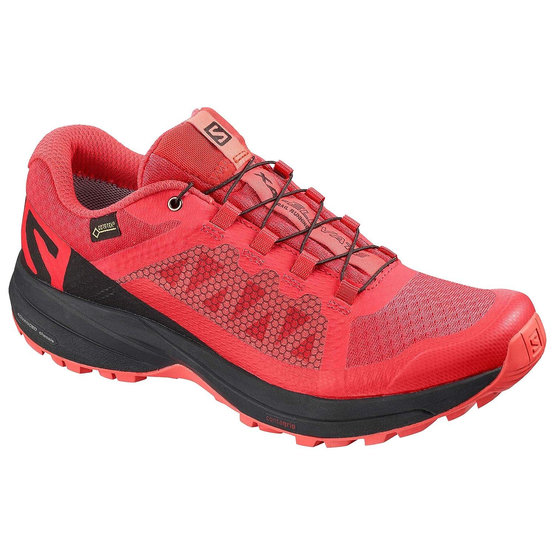 rouge EU 40 - UK 6,5 SALOMON XA Elevate GTX® Femmes Chaussures Trail FonctionneHommest Rouge