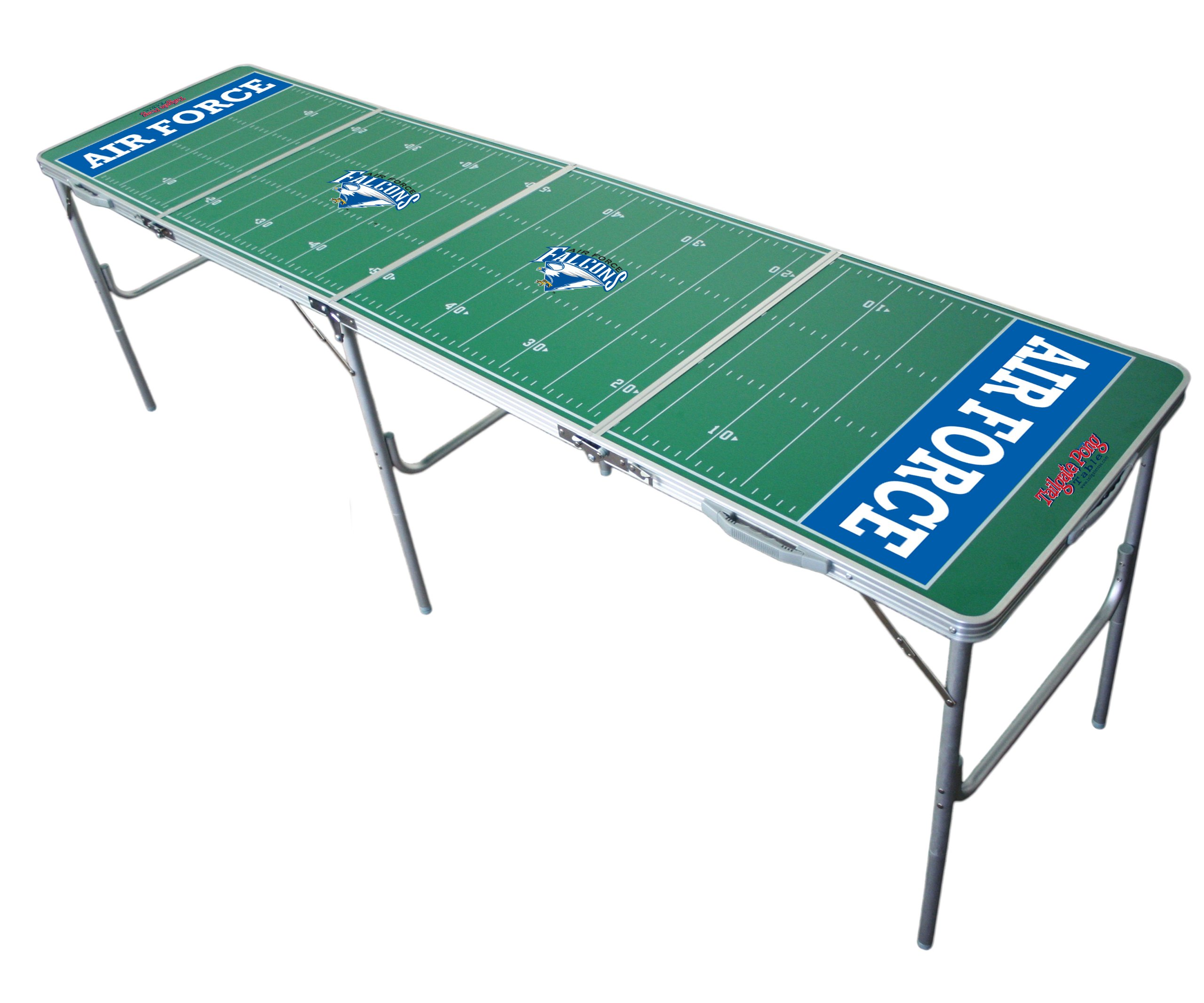 Wild Sports Air Force Falcons 2x8 Tailgate Table