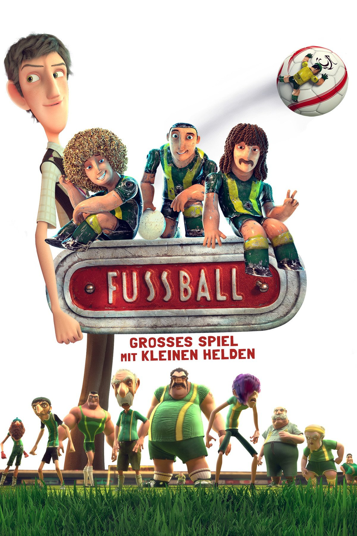 Amazonde Fußball Großes Spiel Mit Kleinen Helden Ansehen Prime
