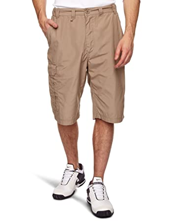 Amazon.com : Craghoppers Men's Kiwi Long Shorts : Athletic Shorts ...