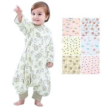 Amazon.com: GEX bebé saco de dormir manta 100% algodón ...