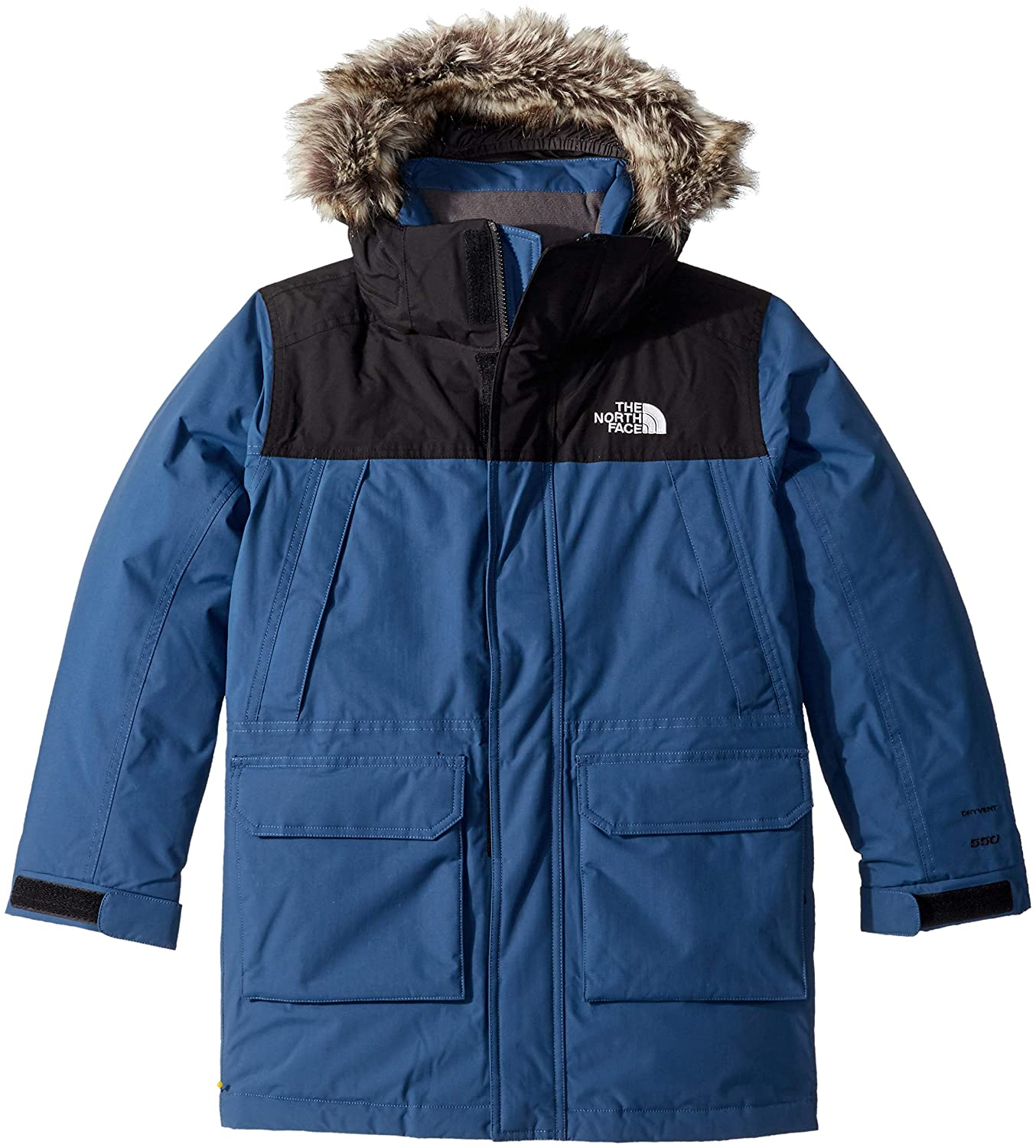 b3079d940 The North Face Kids Boy's McMurdo Down Parka (Little Kids/Big Kids)