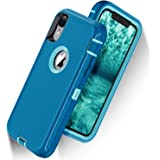 ORIbox Defense Case for iPhone XS MAX, Shockproof anti-fall protective case, update strong protection, sports style…