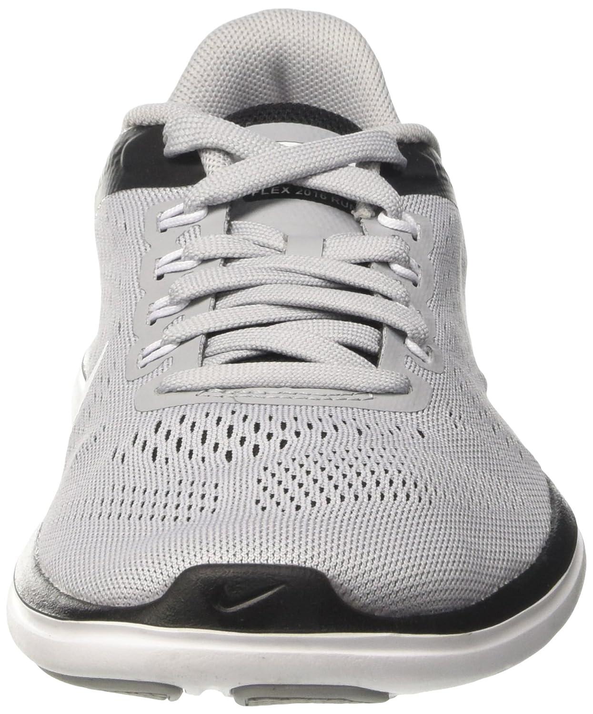 NIKE Men's Flex 2014 RN Running Shoe B01H2OHVBC 7.5 D(M) US Wolf Grey/White Black
