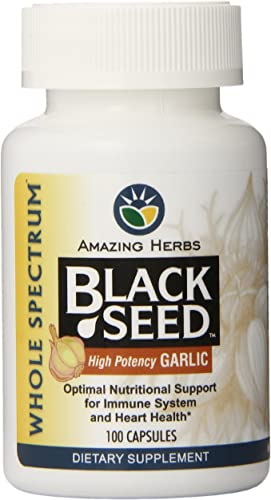 Amazing Herbs Black Seed