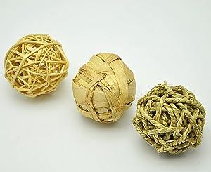 Niteangel Small Animal Activity Toy, Fun Pet Balls