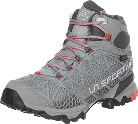 La Sportiva Women's Hiking Boots Grey Grey/Blue