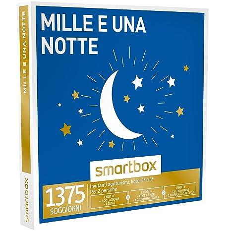 Smartbox Cofanetto Regalo - MILLE E UNA NOTTE - 1375 soggiorni con ...