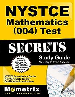 Nystce cst mathematics 004 practice test 1: sharon wynne.