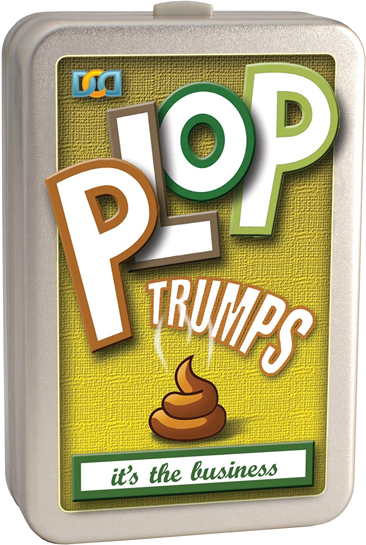 dad Plop Trumps Card Game