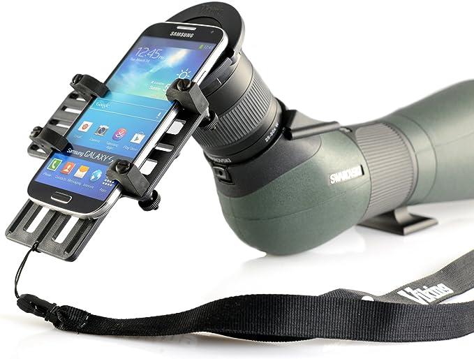 Viking - Adaptador Universal para móviles (39 mm), Negro: Amazon ...
