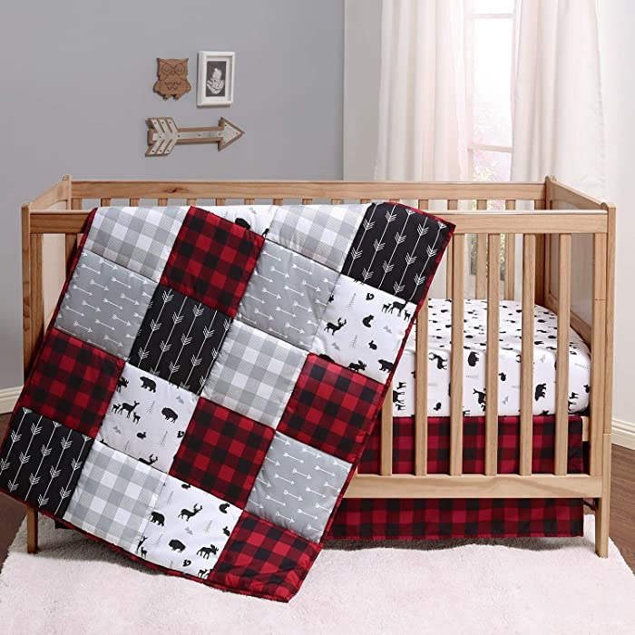 Top 9 Nursery Decor Set Red And Black