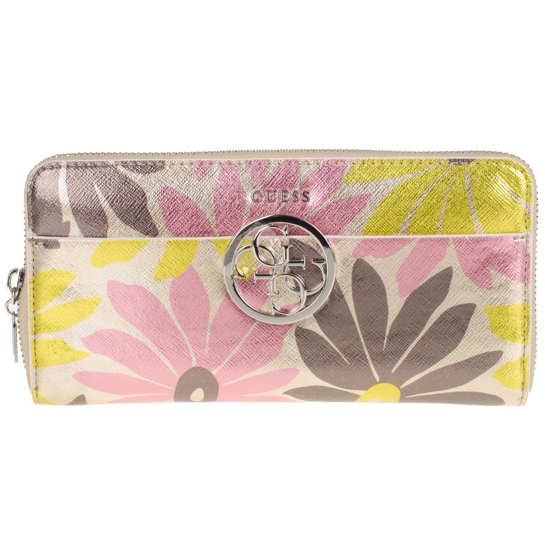 Guess - Cartera para mujer multicolor floral multi: Amazon ...