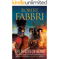 The Furies of Rome (Vespasian Series Book 7)