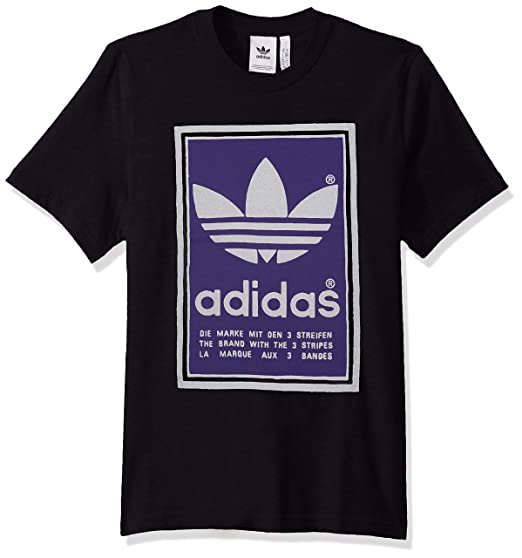 6efb1cdc7e71c adidas Originals Men's Filled Label Sweatshirt at Amazon Men's ...