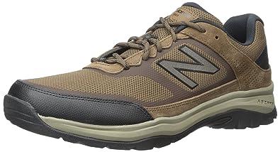 47e0c9f1c6e34 Amazon.com   New Balance Men's MW669BR Walk Shoe-M, Brown 9 D US ...