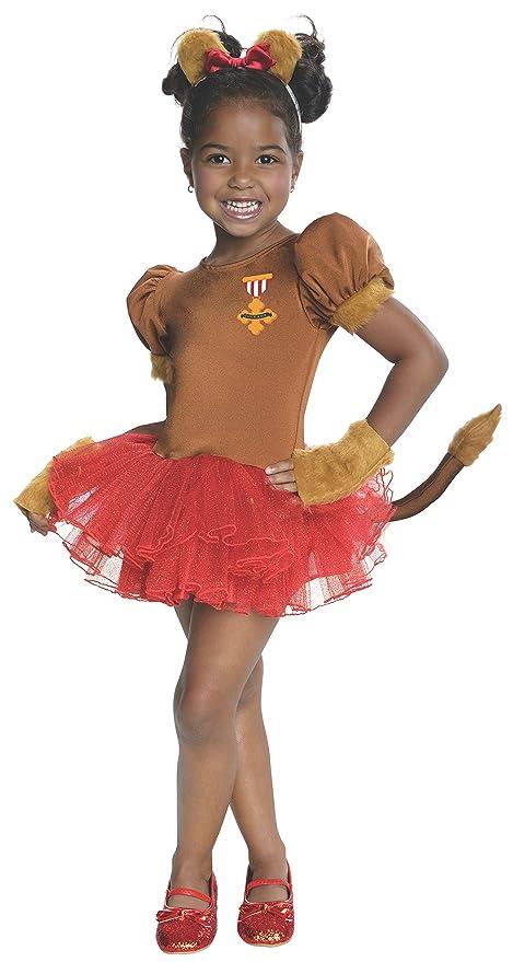1a9179aef490f Amazon.com: Rubies Wizard of Oz Lion Tutu Costume, Medium: Toys & Games