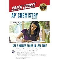 AP® Chemistry Crash Course, 2nd Ed.,  Book + Online (Advanced Placement (AP) Crash Course)