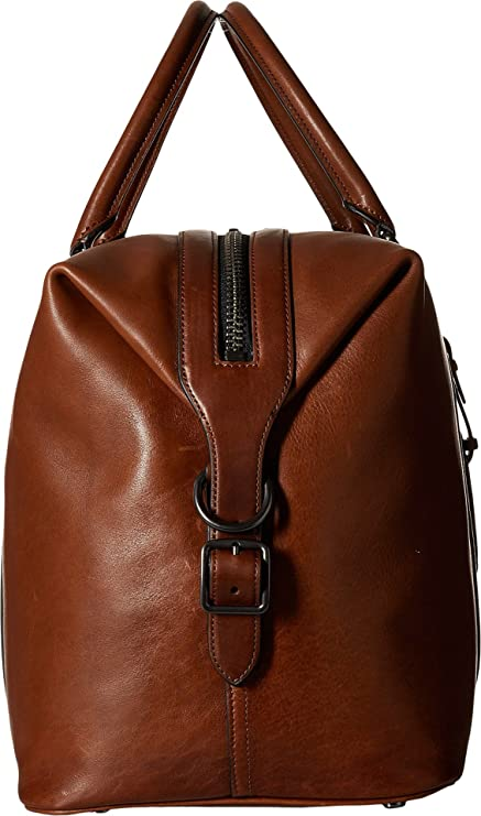 9a6fc036f Amazon.com: COACH Men's Explorer Bag in Sport Calf Leather Qb/Dark Saddle  One Size: Clothing