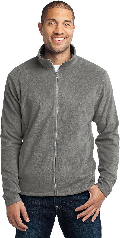 Port Authority Mens Microfleece Jacket