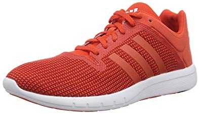 online store 6913e 5b322 adidas Performance Climacool Fresh 2.0, Men Running Shoes, Red, 9.5 UK  44