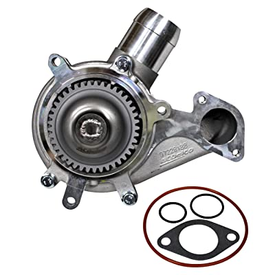 Welded Water Pump W/Housing for 6.6l Duramax LB7 LLY 2001-2005: Automotive