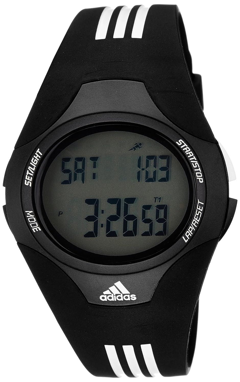 1ccfe40adb4d adidas ADP6005 - Reloj digital de cuarzo para hombre con correa de  plástico