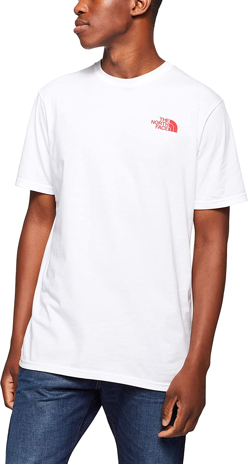 The North Face Men's Short Sleeve Red Box Tee