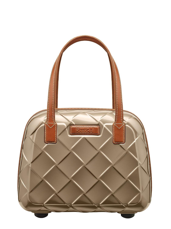 15 L Stratic Leather /& More Beauty Case Kosmetikkoffer 36 cm Black