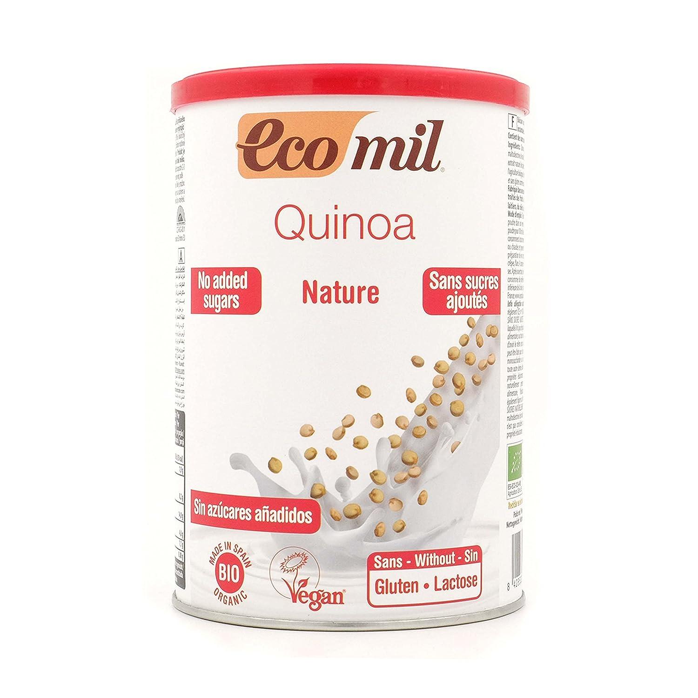 EcoMil - Leche de Quinoa en polvo EcoMil, 400g: Amazon.es: Alimentación y bebidas