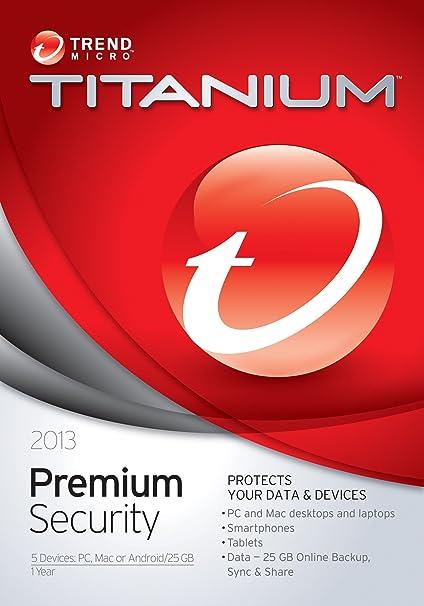 Trend micro titanium internet security 2013 liberated download.