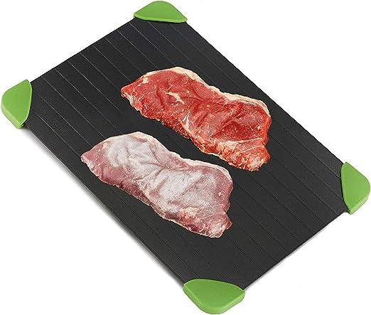 Schnelle Auftauplatte für Fleisch Auftauen Auftaubrett