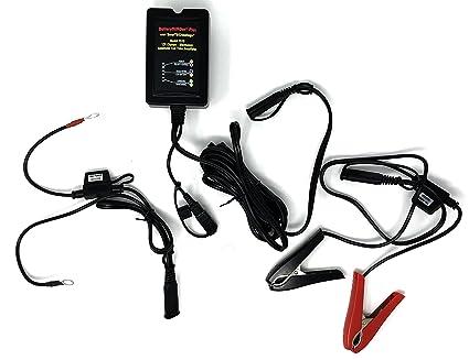 BatteryMINDer - Cargador/Desulfador para la batería del ...