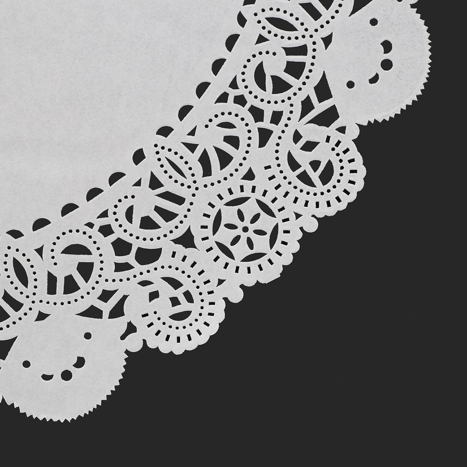 Royal 10'' Disposable Paper Lace Doilies, Case of 5000 by Royal (Image #3)