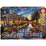 Educa Borrás - 2000 Amsterdam, puzzle (17127)