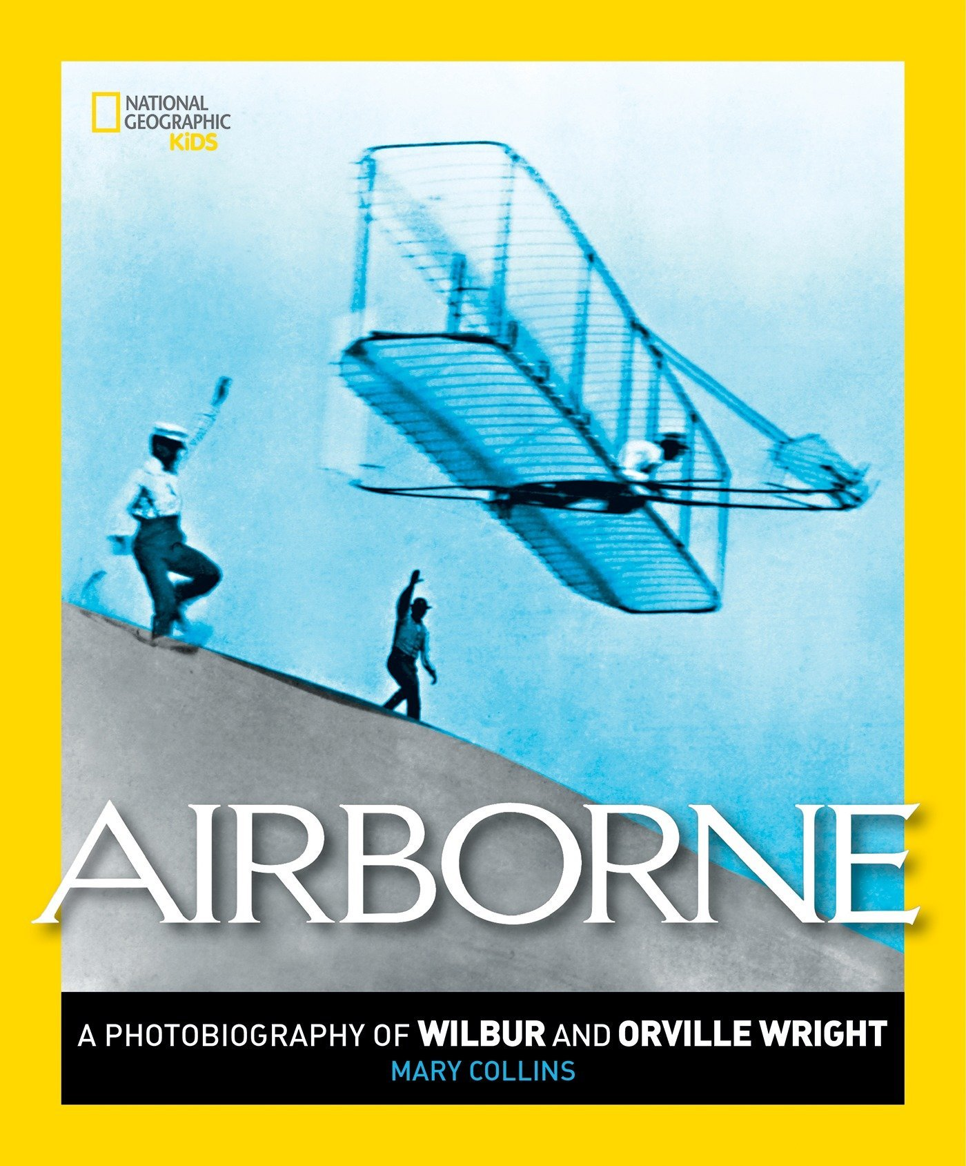 Download Airborne: A Photobiography of Wilbur and Orville Wright (Photobiographies) pdf epub