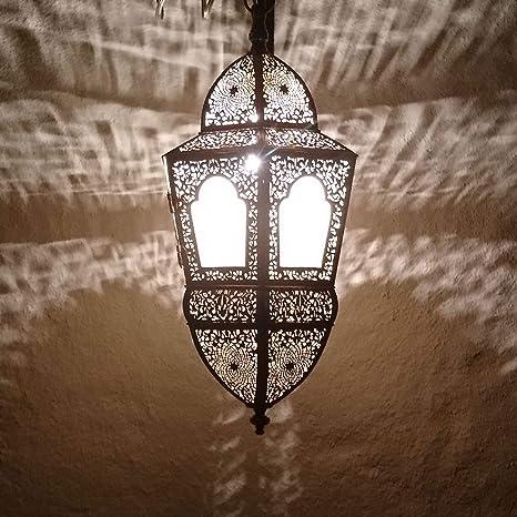 Marroquí Lámpara suphian grande, marroquí Lámpara de techo ...