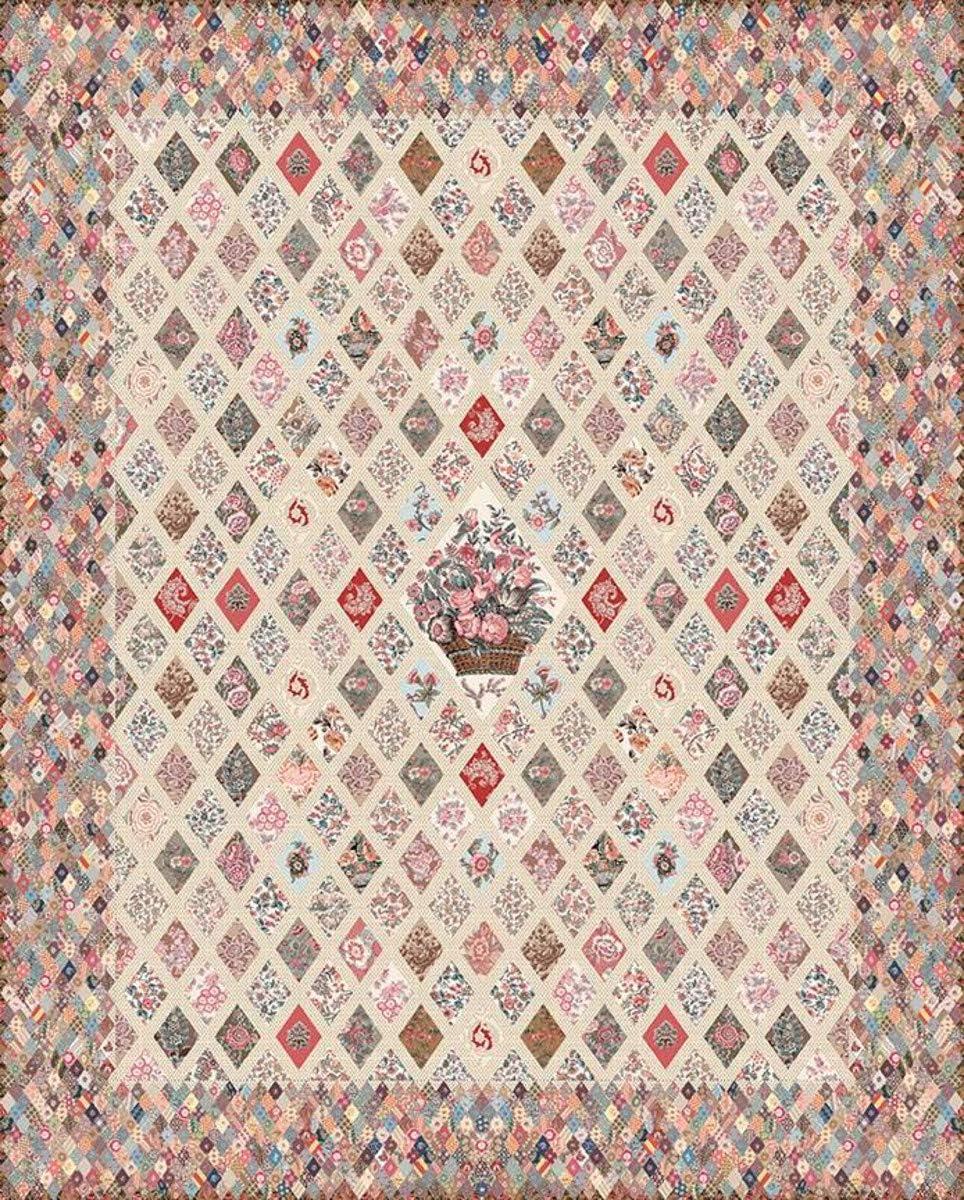 Riley Blake Jane Austen at Home Quilt Booklet