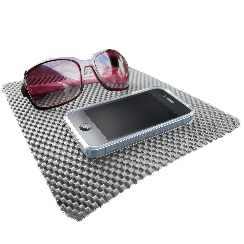 FH Group FH1002GRAY Premium Non-Slip/Anti-Slip Car Dash Pad Cell Phone Holder