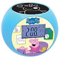 Lexibook - RL975PP - Radio-Réveil - Peppa Pig - Multicolore