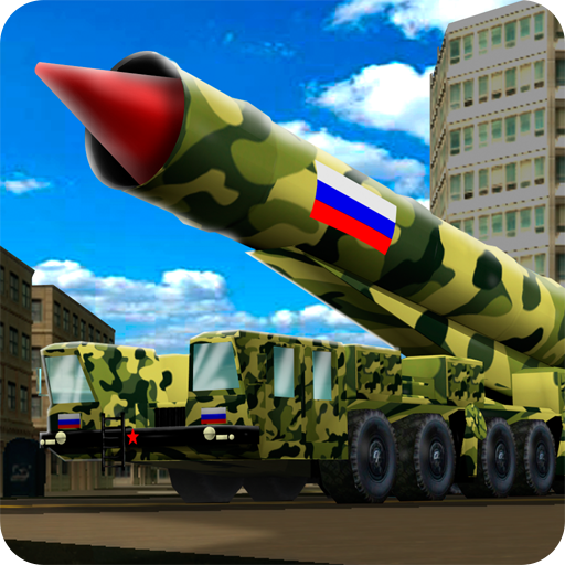 Rocket Launch Russia Simulator